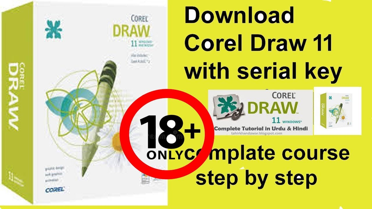 coreldraw full version with serial keys free download