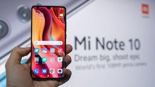Xiaomi Mi Note 10 Hands-On: Der neue König der Smartphone-Fotografie?