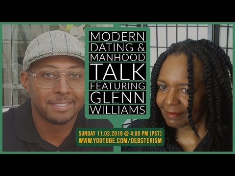 #Dating, Single Women, #Relationships #Manhood | Deborrah Cooper & Glenn Williams from YouTube · Duration:  1 hour 18 seconds