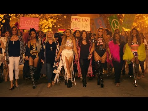 Little Mix Releases CONTROVERSIAL New Music Video 'Power'