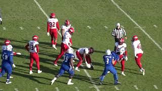 Jacksonville State Football 2018 - vs. Tennessee State