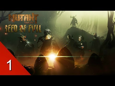 Escape of the Elder - Mutant Year Zero: Seed of Evil - Let's Play - 1