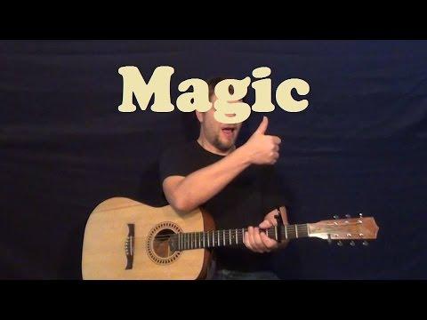 Magic Bob Guitar Lesson Easy Strum Chords Licks How To Play