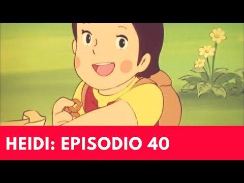 Heidi: Episodio 40- Quiero ir a los Alpes