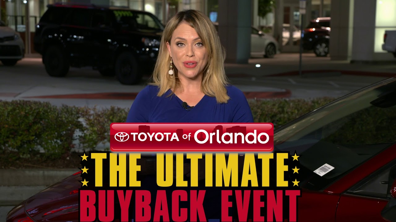 Toyota Of Orlando Launches New Toyota Camry Toyota Corolla Deals Youtube
