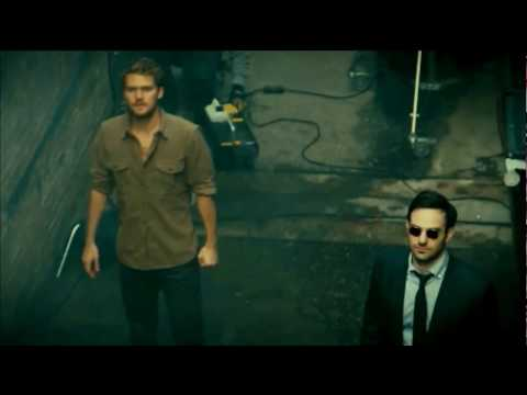 Marvel's The Defenders Teaser Trailer - Daredevil (2017) Netflix Series HD