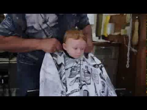 Watch This Productions - Baby Ben First Haircut