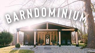 Barndominium Airbnb Full Tour! | The Ivy Cottage
