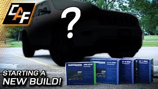 IMPORTANT checks starting NEW CAR AUDIO BUILD!
