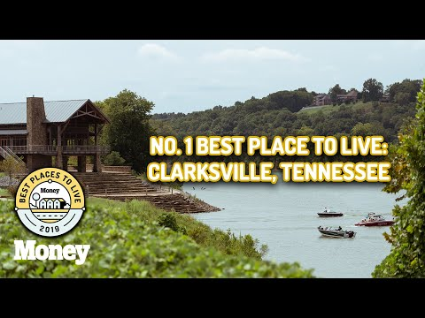 Why Clarksville, Tennessee Is MONEY's 2019 Best Place To Live | MONEY