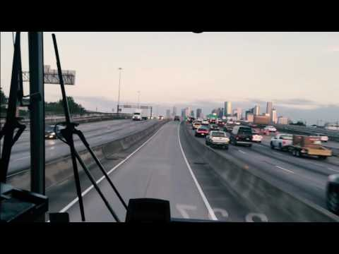 Houston METRO Bus 247 Gulf Freeway Commute