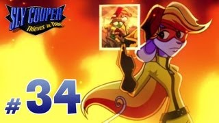 Sly Cooper: Thieves in Time - Part 34 - Penelope / Black Knight Boss Fight in Operation: Mousetrap
