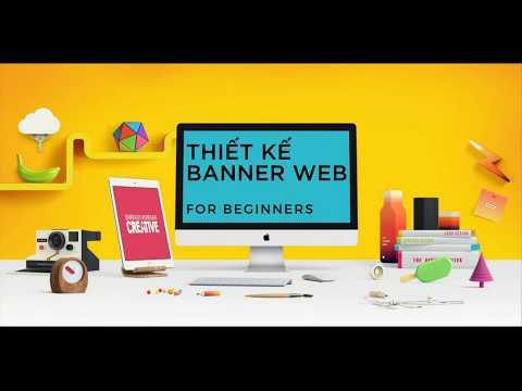 [Học Thiết kế Website] Tạo banner online nhiều kích thước chỉ trong 15 phút bằng Illustrator
