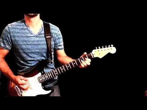 Panama-Van Halen (guitar cover)