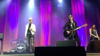 Roxette - The Heart Shaped Sea (live in Yekaterinburg 9/11/14)