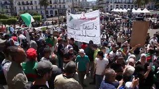 Incidents et affrontements violents dans le centre de l'Algérie