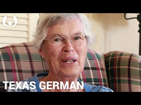 WIKITONGUES: Vernell speaking Texas German