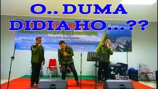 #Tadingnamaau #Dihomasalelengna  O DUMA DIDIA HO.?? - NIRWANA TRIO (cover live)
