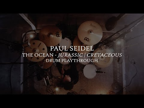 The Ocean - Jurassic | Cretaceous (Drum Play-through by Paul Seidel)