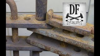Blacksmithing for Beginners - My Metal Bender 2