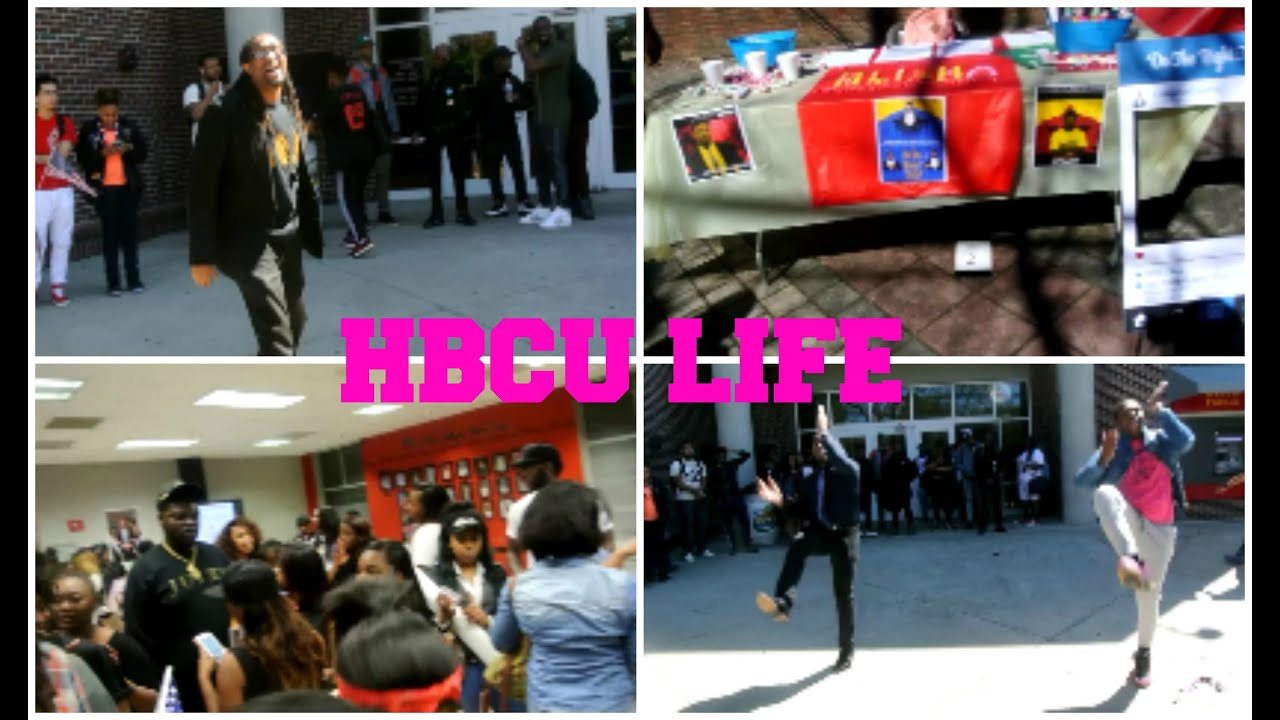 COLLEGE VLOG #22 / HBCU LIFE: Clark Atlanta Universityu0027s Campaign Week  2016 2017 Part 43