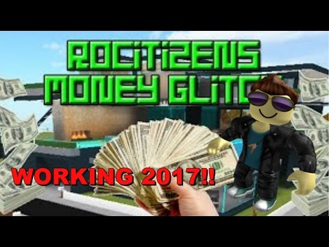 rocitizens how to get money fast