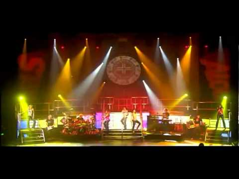 Girls Aloud - Girls On Film (What Will The Neighbours Say Tour 2005)