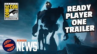 Ready Player One Trailer Breakdown! - SDCC 2017