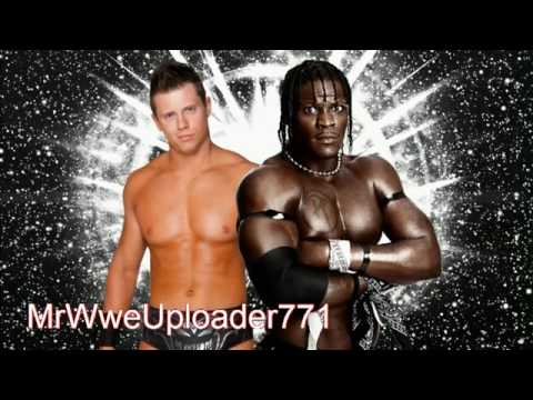 "Wwe  the miz and r truth theme song ""u suck"""