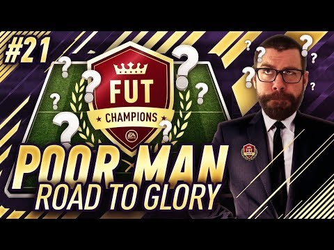 IS THE FUT CHAMPIONS GRIND WORTH IT? - Poor Man RTG #21 - FIFA 18 Ultimate Team