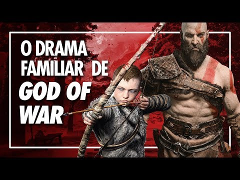 O drama familiar de God of War