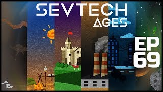 Setting up for More Stone! | SevTech: Ages Ep 69