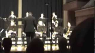 Penn State Outer Dimensions Jazz Band