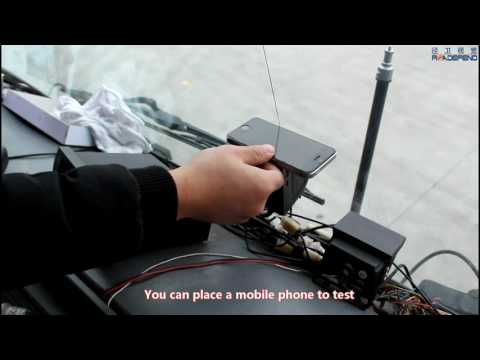 Installation Demo of Roadefend ADAS products