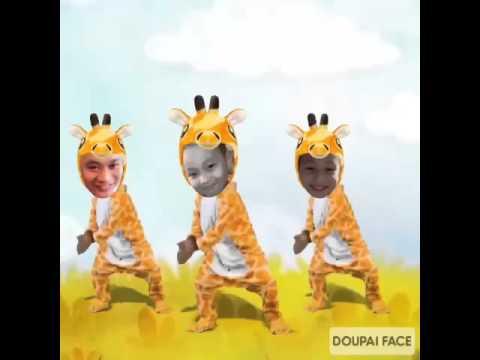Ba con gà vịt nhảy vũ điệu rửa tay