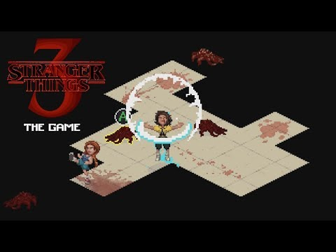 Stranger Things 3 - Part 7 Slumber Party (Recruit Max and Eleven)