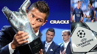 cristiano gana el premio uefa y pide perdón a griezmann   sorteo de grupos champions