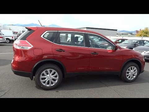2016 Nissan Rogue Redding Eureka Red Bluff Northern California