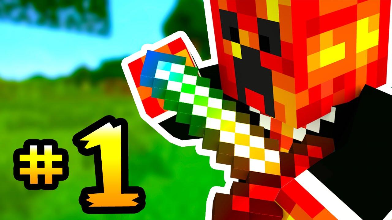 Minecraft UHC #8 - Ultra Hard Core (Season 8) - with PrestonPlayz!