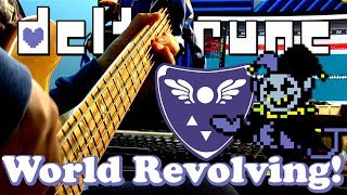 DELTARUNE「Jevil's Theme: The World Revolving」 ~Synth Ska-Metal Arrange // Dacian Grada ReMix