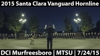 2015 Santa Clara Vanguard Hornline | Send in the Clowns