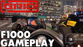 Grid 2019 Jedi F1000 at Shanghai Gameplay