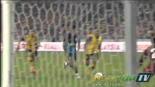 Malaysia XI 0-4 Arsenal, Extended highlights