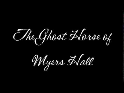 The Ghost Horse Of Myers Hall Wittenberg University
