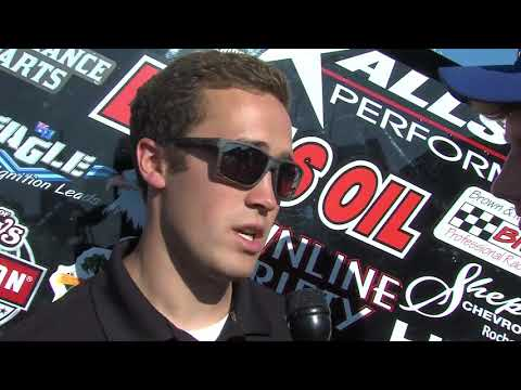 Knoxville Nationals Friday Pre-Race Interviews