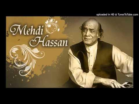 Mehdi Hassan Ghazals Kabse Hoon Kya Bataoun Jahaan-E-Kharab Mein Ft unkown girl