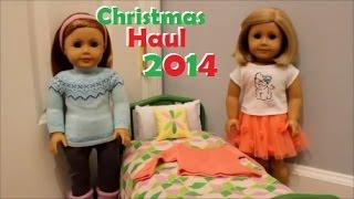 What Katelyn Got For Christmas 2014! (agcousinsstudios)