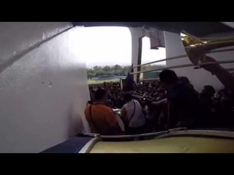 CAR´sC PUMAS vs america J8 Clausura 2014