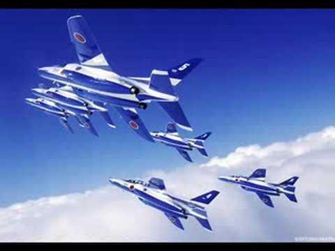 【航空】 ブルーインパルス PV 最強版 Blue impulse 【自衛隊】