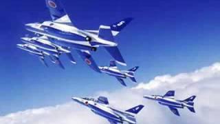 【航空】 ブルーインパルス PV 最強版 Blue impulse 【自衛隊】 thumbnail